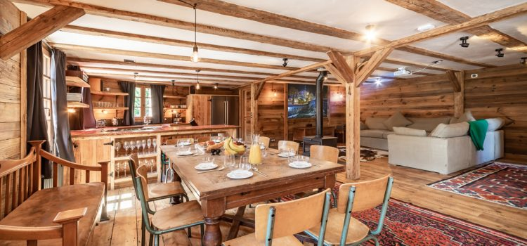 Elevation Alps Continue To Expand In Morzine With Four New Chalets This Winter
