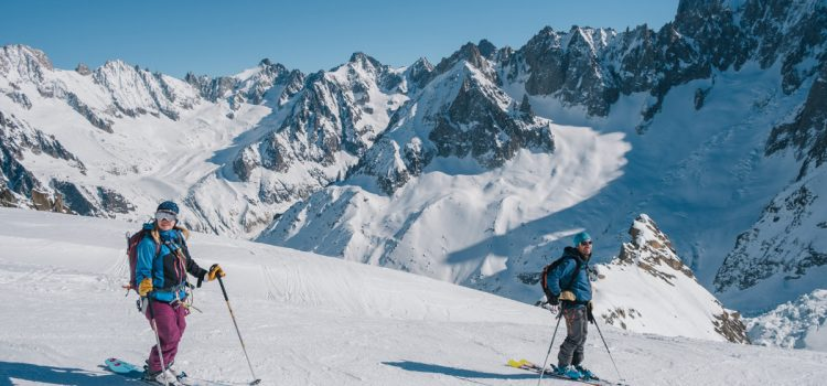 Action Outdoors Launch 'Bespoke Off-Piste Courses' In Chamonix