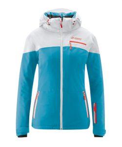 Coral Flash ski jacket
