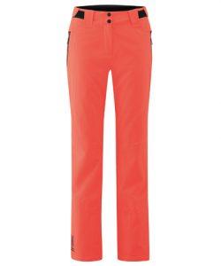 Coral ski pants