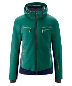 Illuminate ski jacket