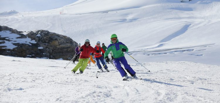 Snoworks Launch Month Long Residential Ski Course In French Alps, Janpow4