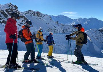 Warren Smith Ski Academy Continue With Scheduled Program During December