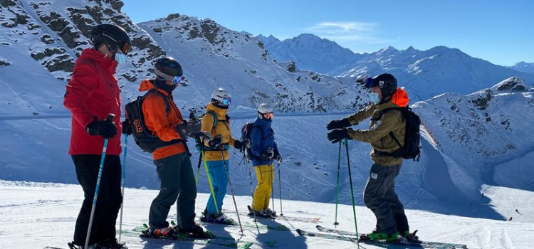 Warren Smith Ski Academy Continue With Scheduled Program During December