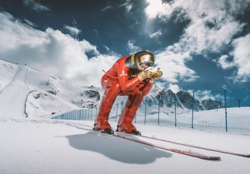 Great Britain's Top Speed Skier Announces Retirement After Ten Successful Years
