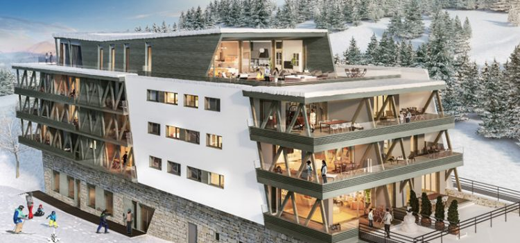 Terrésens Launch New Ski Property Le Quartz In The Heart Of Paradiski
