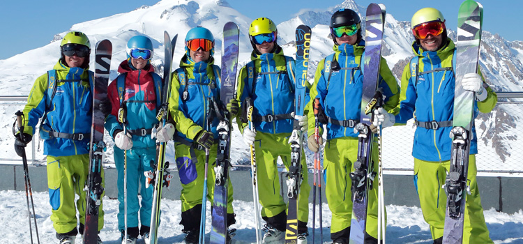 Summer 2021 Ski Courses With Snoworks and Snoworks PRO In France And Italy