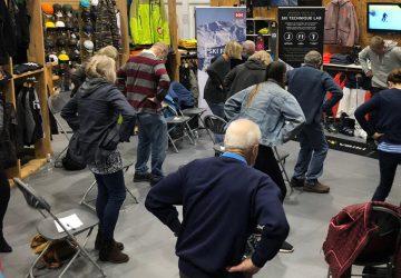 Warren Smith Ski Academy Ski Technique Lab Tour Returns With New Program