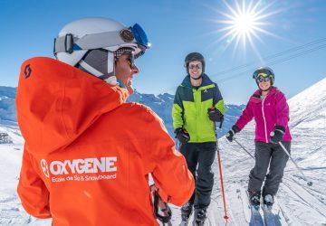 Oxygene Ski School Launch New Resorts For The 2021-22 Winter Season