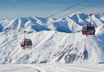 Mountain Heaven Launches 'Threesome Ski Adventure' To Georgia, Iran And Uzbekistan